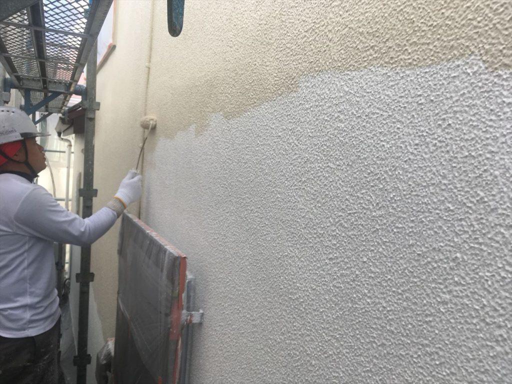 川崎市H様邸 屋根外壁塗装工事のサムネイル画像7