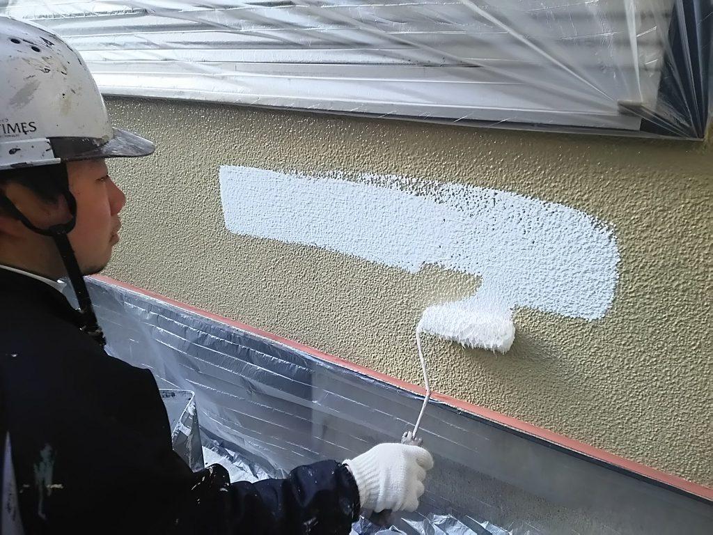 大田区M様邸 屋根外壁塗装工事のサムネイル画像1