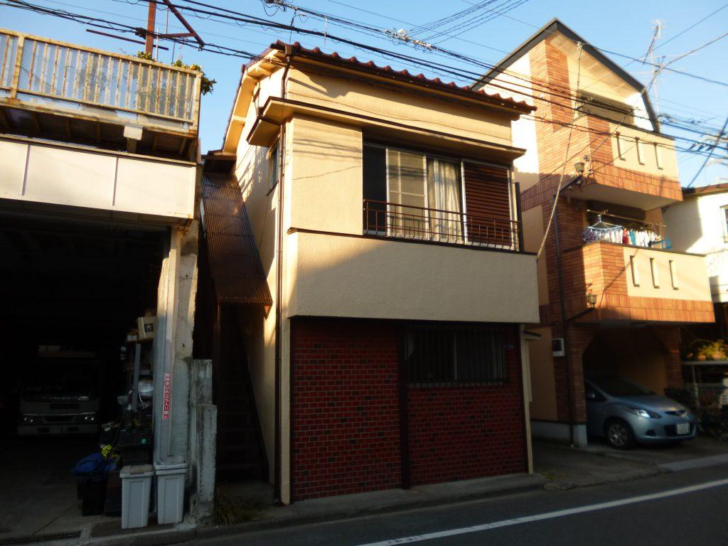 大田区U様邸 外壁塗装工事のサムネイル画像2