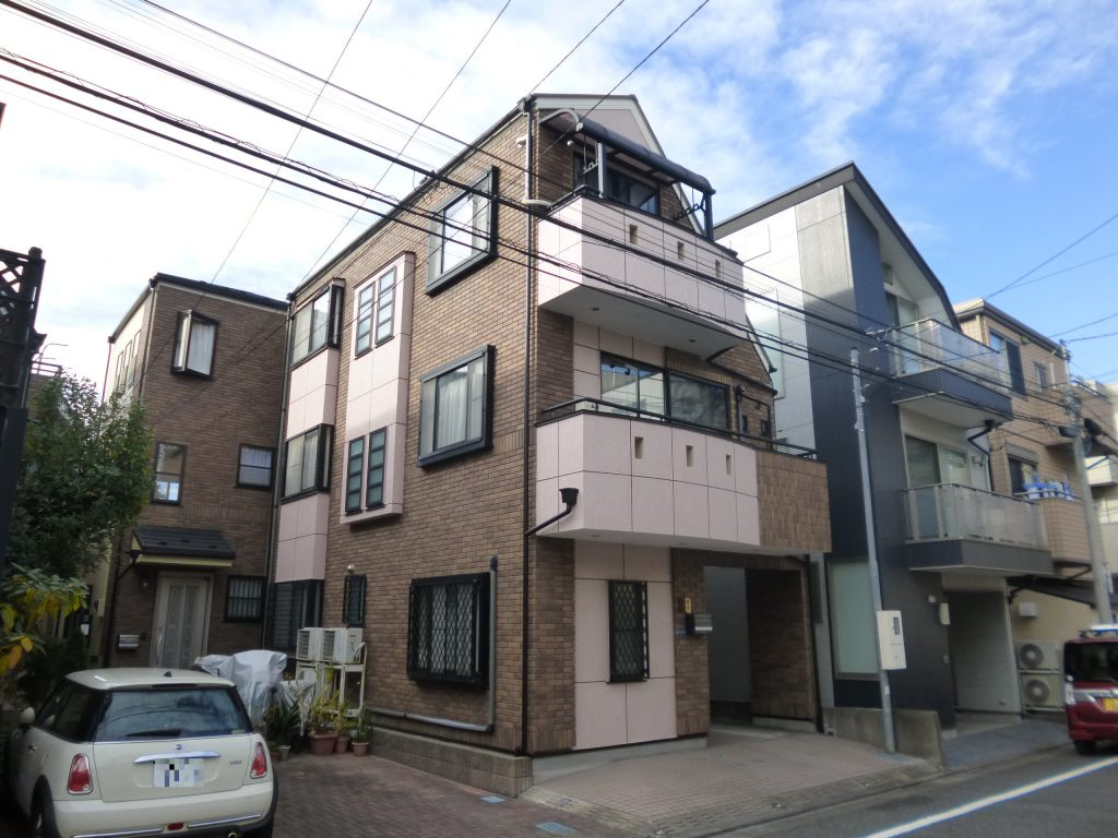 大田区O様邸 屋根・外壁塗装工事
