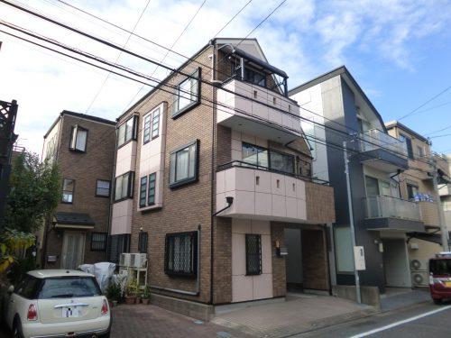 大田区O様邸 屋根・外壁塗装工事のサムネイル