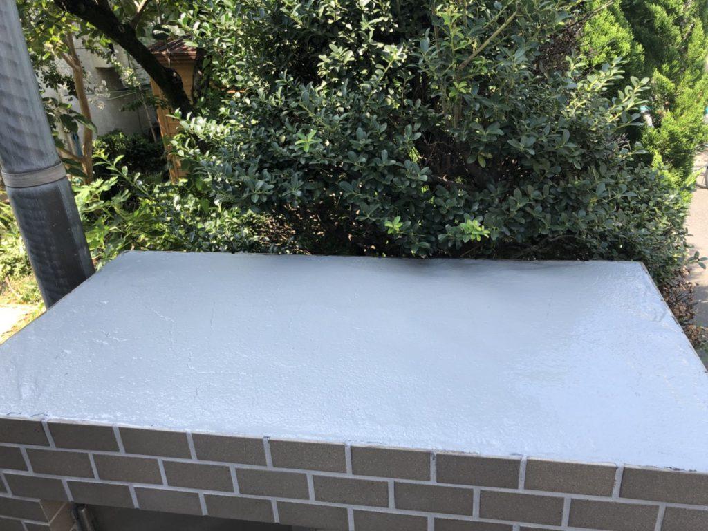 大田区K様邸 屋根・外壁塗装工事のサムネイル画像8