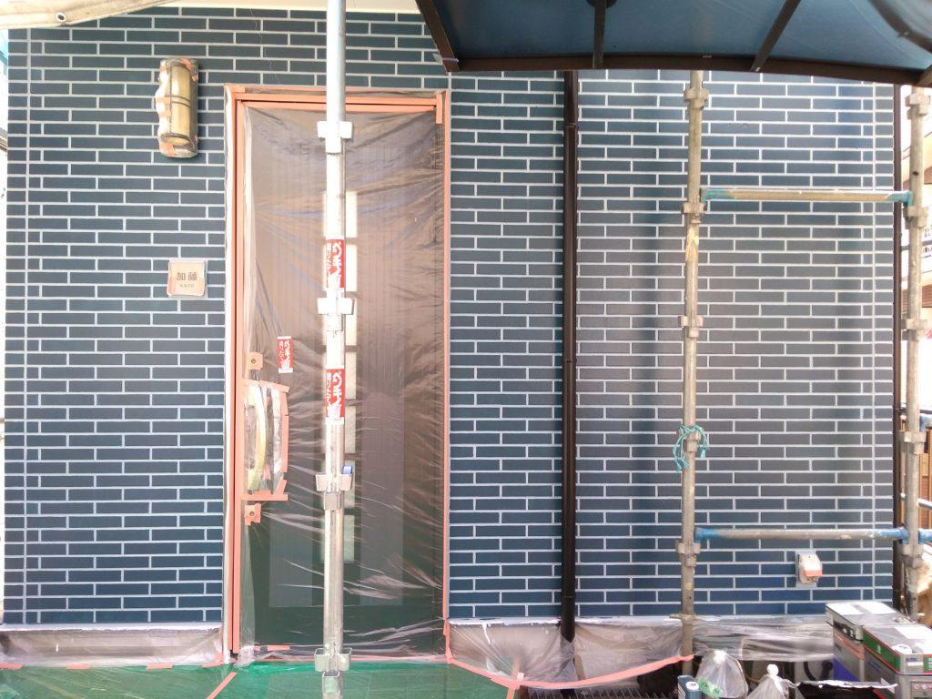 大田区K様邸 屋根・外壁塗装工事のサムネイル画像6
