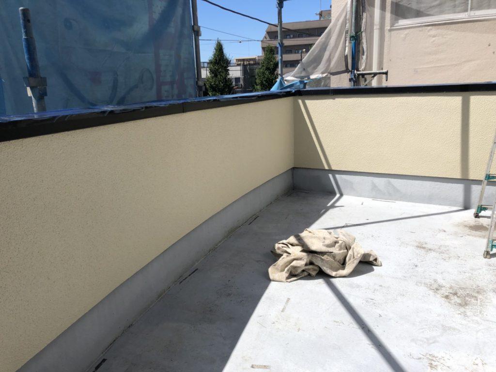 大田区S様邸 屋根・外壁塗装 屋上防水工事のサムネイル画像5