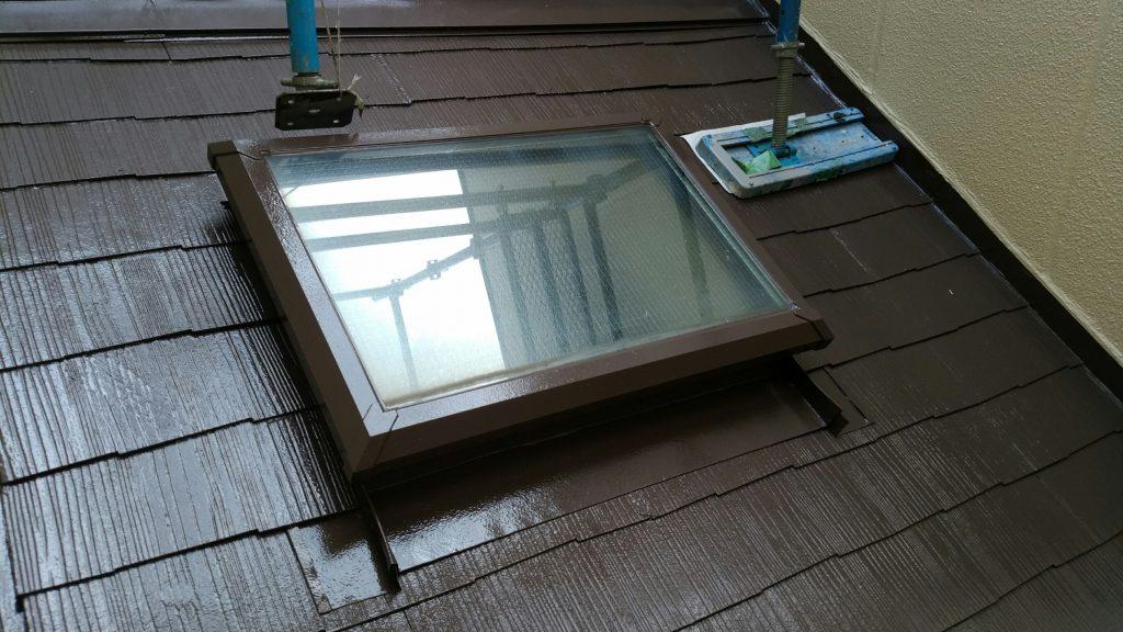 大田区S様邸 屋根・外壁塗装 屋上防水工事のサムネイル画像2