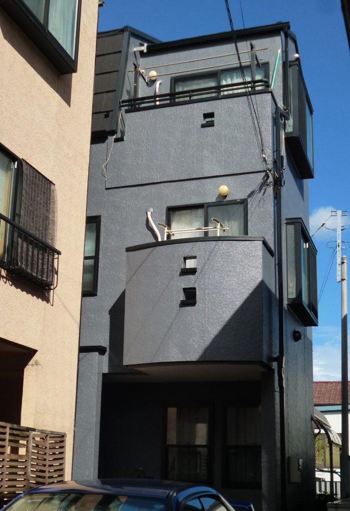 大田区M様邸 外壁塗装工事