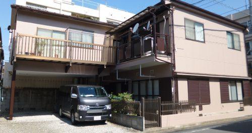 大田区H様邸 外壁・屋根塗装工事のサムネイル