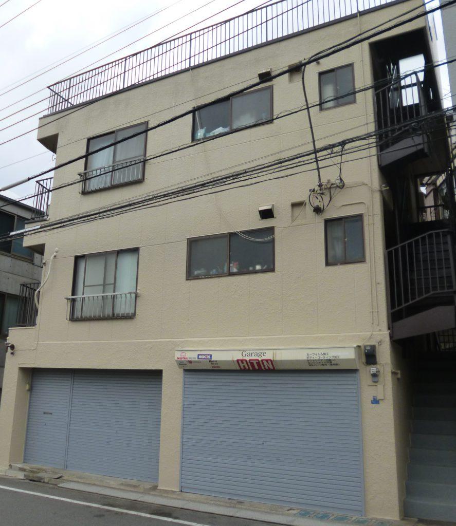 大田区T様共同住宅 外壁・屋上防水工事