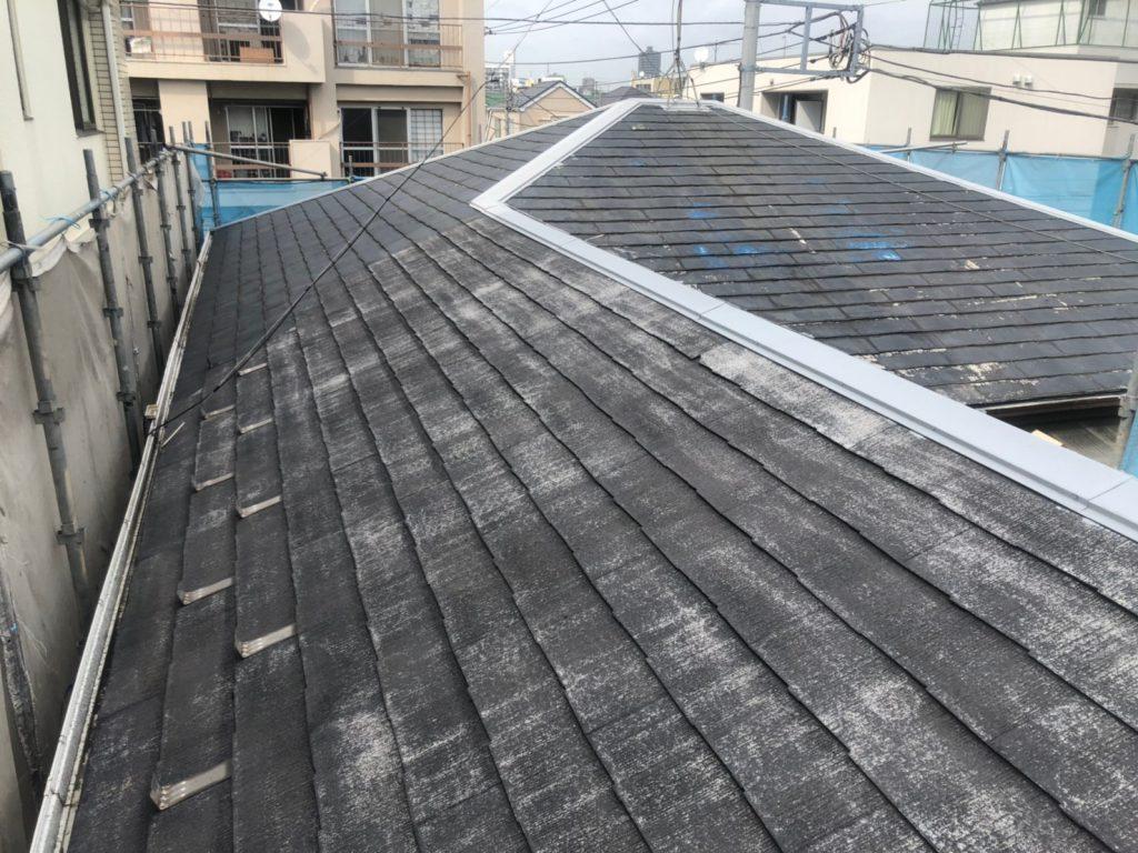 大田区H様邸 外壁・屋根塗装工事のサムネイル画像1