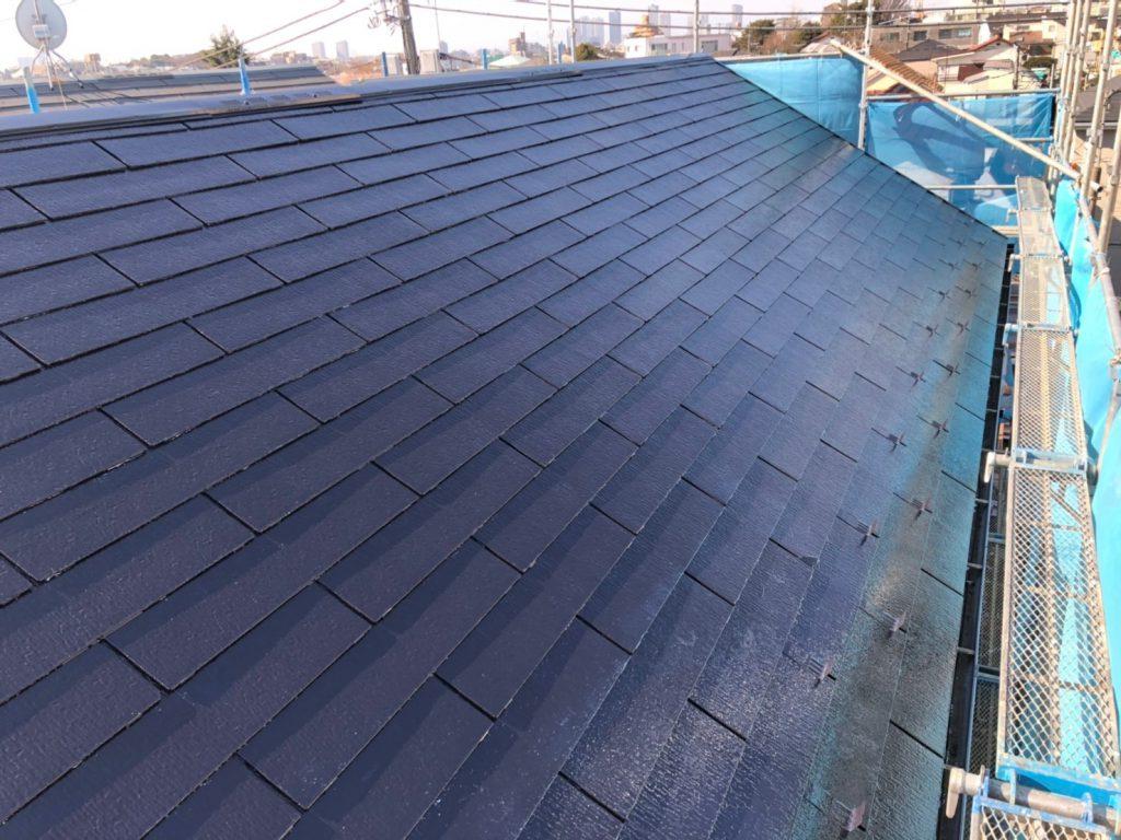 大田区A様邸外壁・屋根塗装工事のサムネイル画像2
