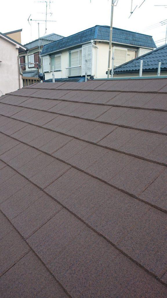 大田区F様邸 外壁・屋根葺き替え工事のサムネイル画像2