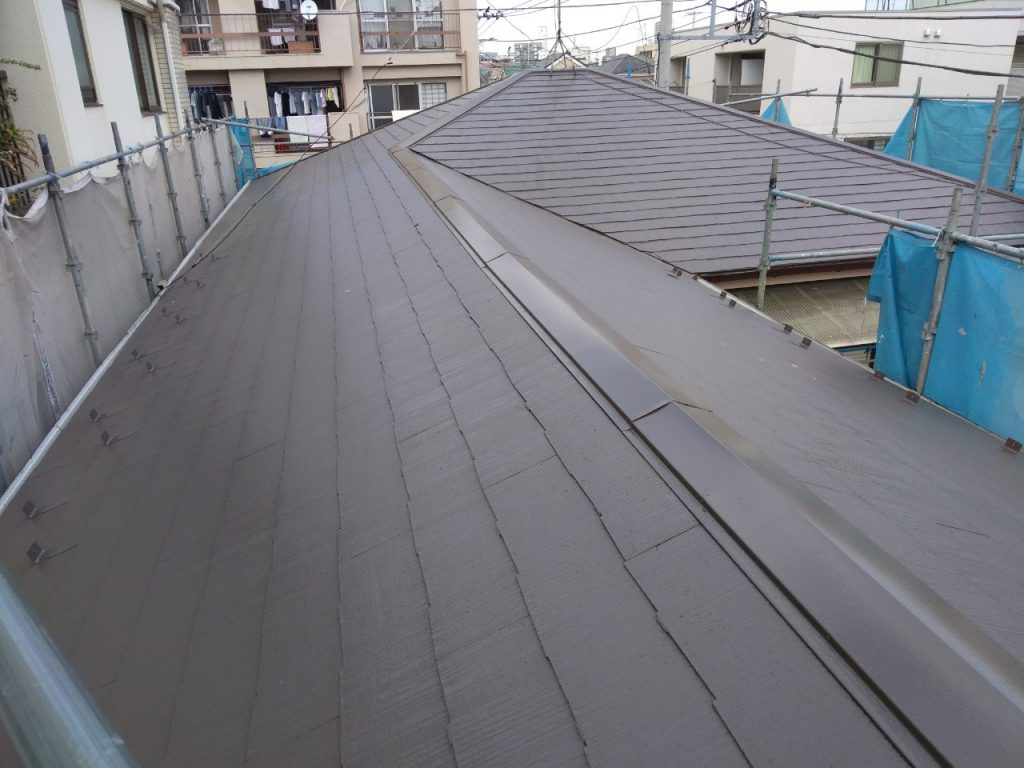 大田区H様邸 外壁・屋根塗装工事のサムネイル画像2