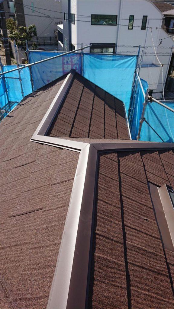 大田区O様邸 外壁・屋根葺き替え工事のサムネイル画像4