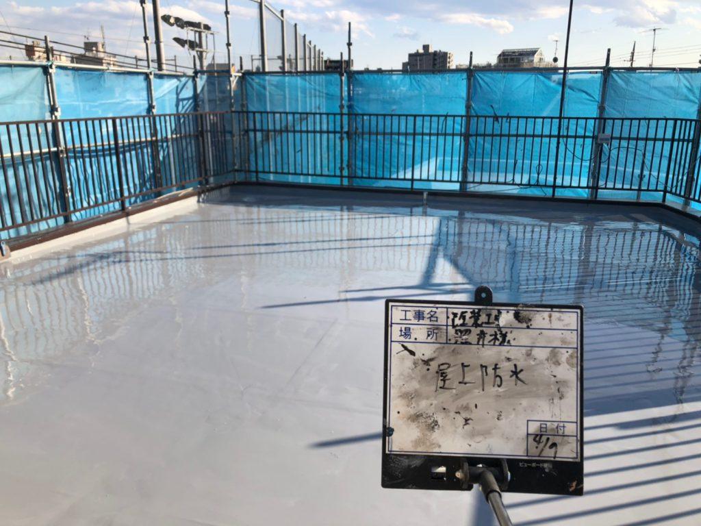 大田区T様共同住宅 外壁・屋上防水工事のサムネイル画像4