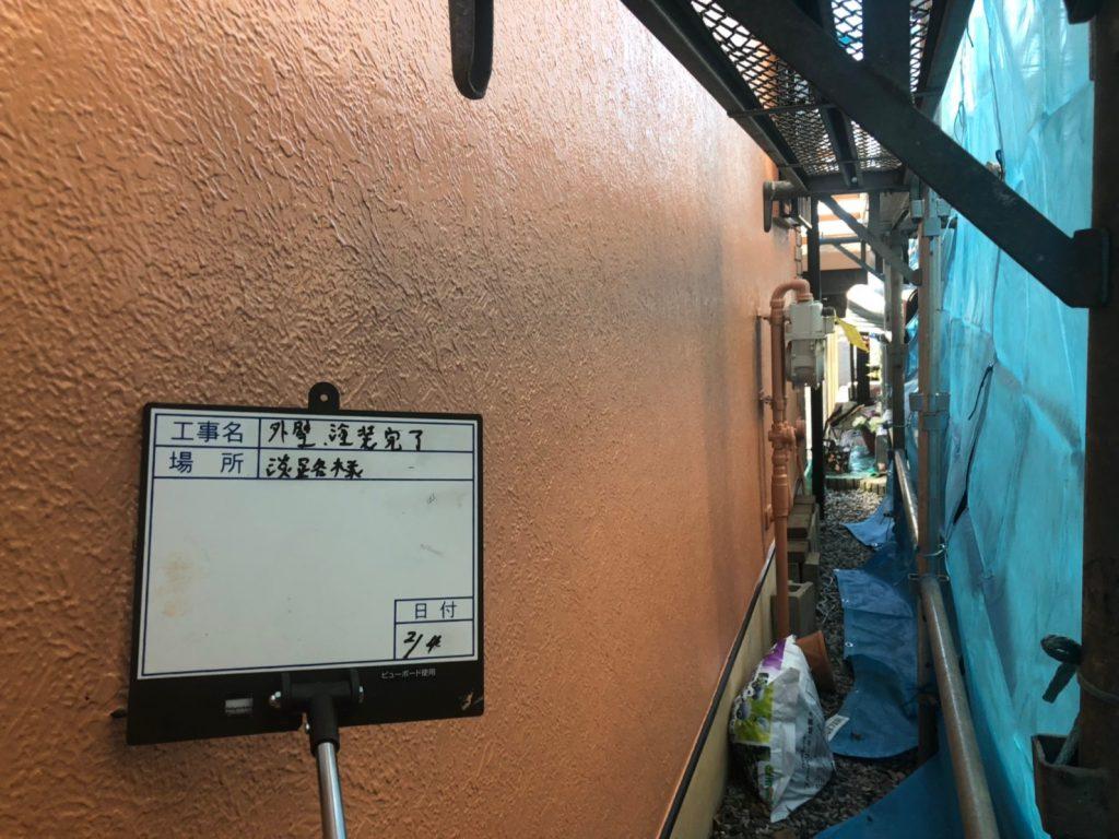 大田区A様邸外壁・屋根塗装工事のサムネイル画像4