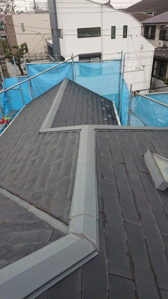 大田区O様邸 外壁・屋根葺き替え工事のサムネイル画像3