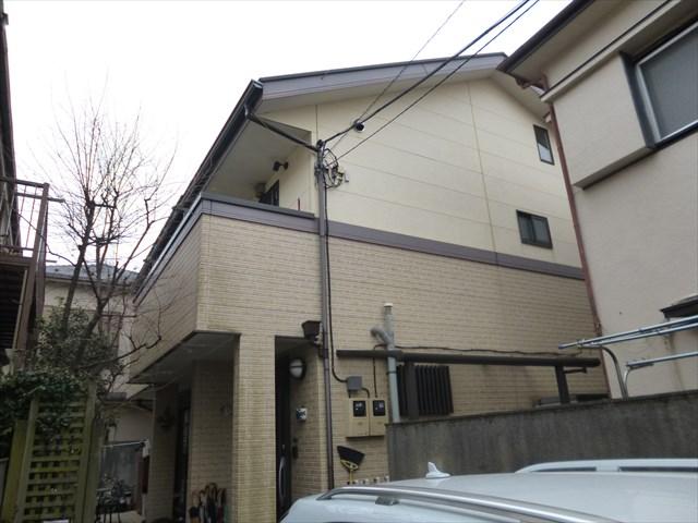 大田区K様邸 外壁・屋根塗装工事