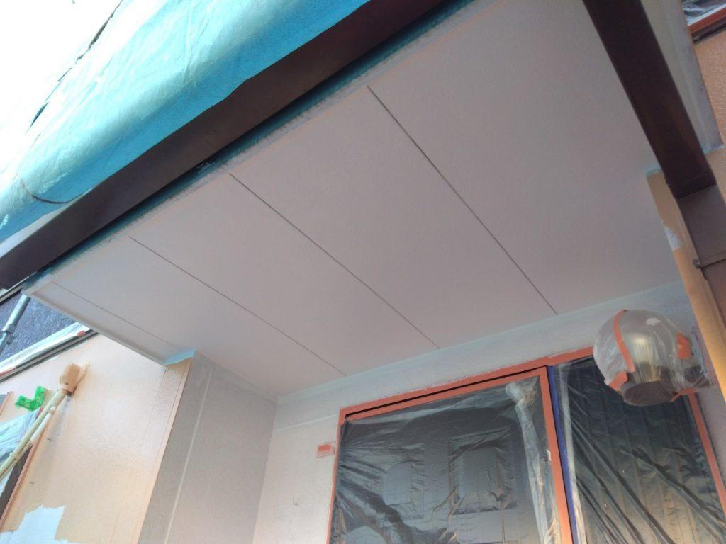 大田区Y様邸外壁塗装・屋根カバー工事のサムネイル画像6