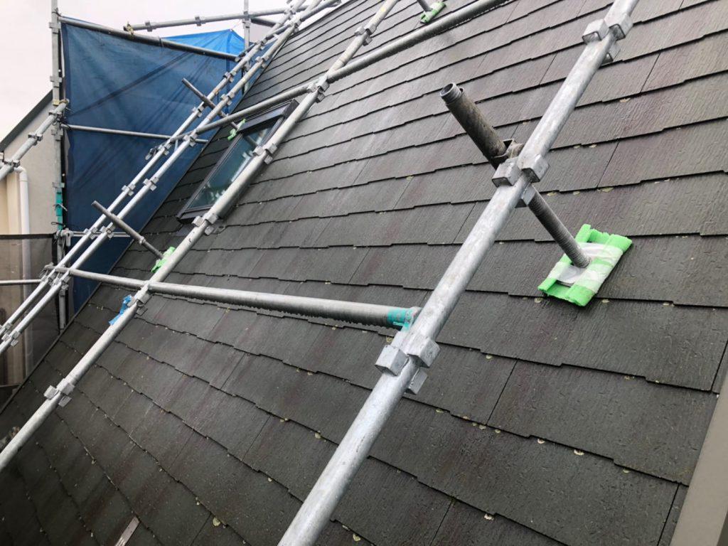 大田区K様邸外壁・屋根塗装工事のサムネイル画像3