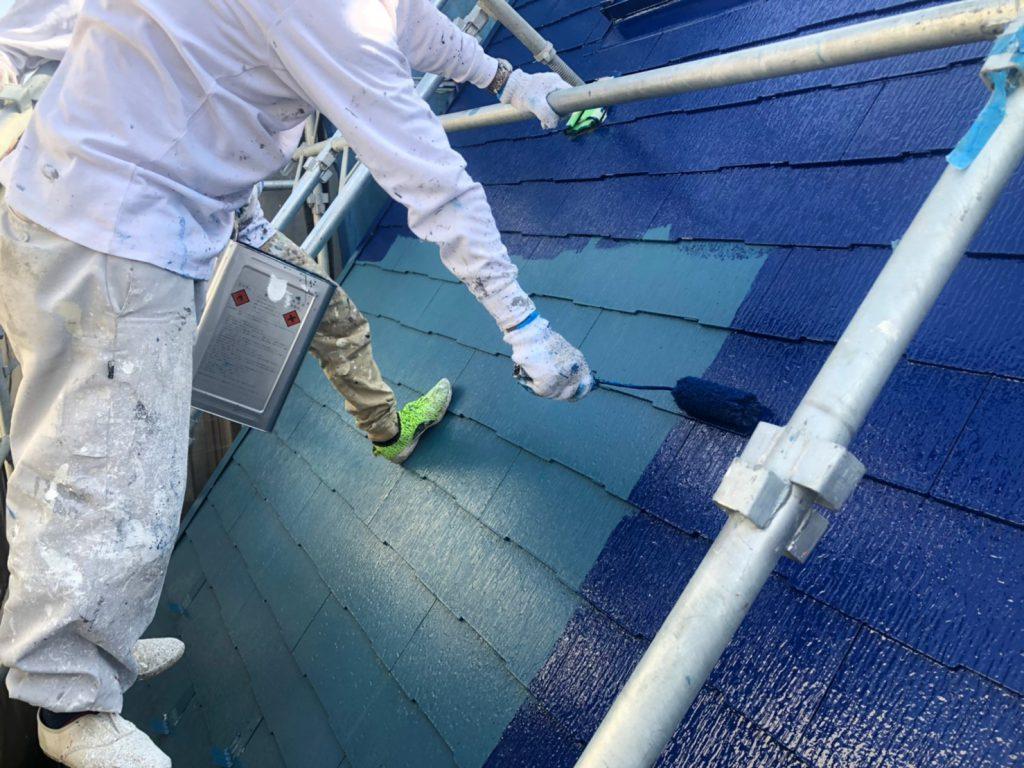 大田区K様邸外壁・屋根塗装工事のサムネイル画像4