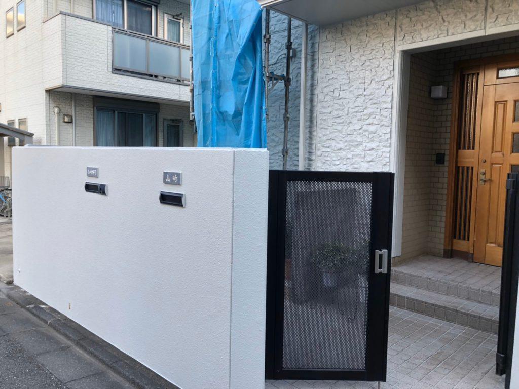 大田区Y様邸外壁・屋上塗装工事のサムネイル画像6