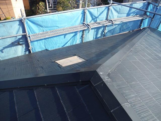 大田区Y様邸外壁塗装・屋根カバー工事のサムネイル画像1