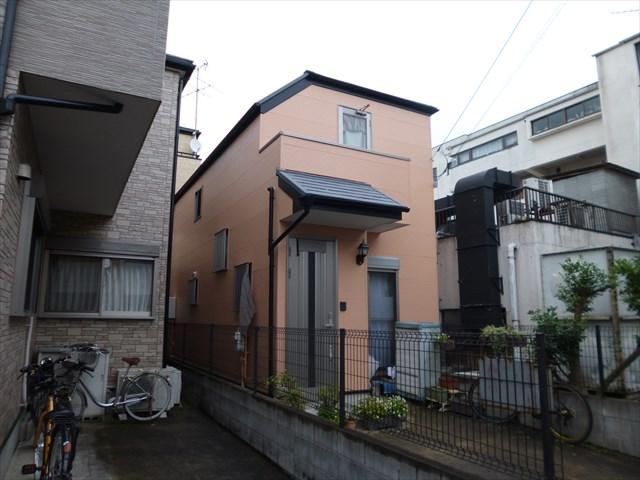 大田区S様邸外壁・屋根塗装工事
