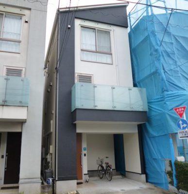 大田区W様邸外壁・屋根塗装工事のサムネイル