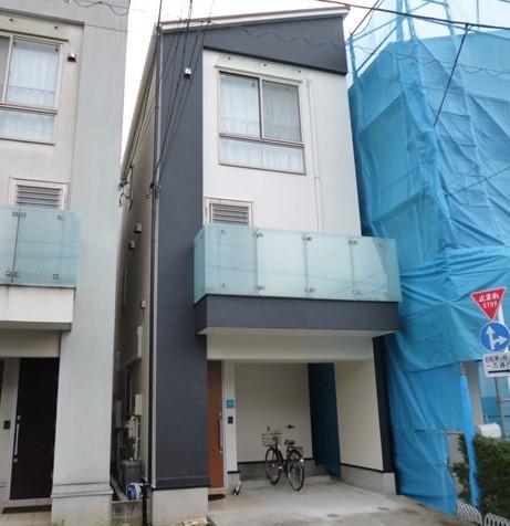 大田区W様邸外壁・屋根塗装工事
