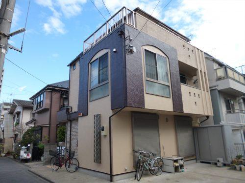 大田区T様邸外壁・屋根塗装工事のサムネイル