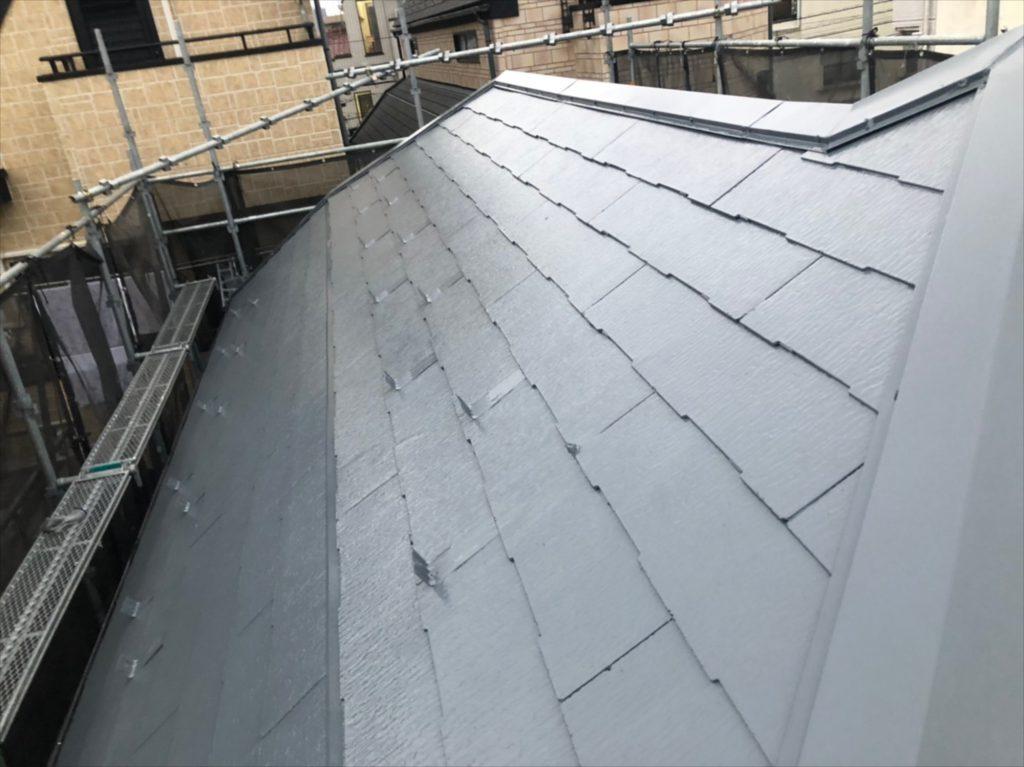 大田区S様邸外壁・屋根塗装工事のサムネイル画像2