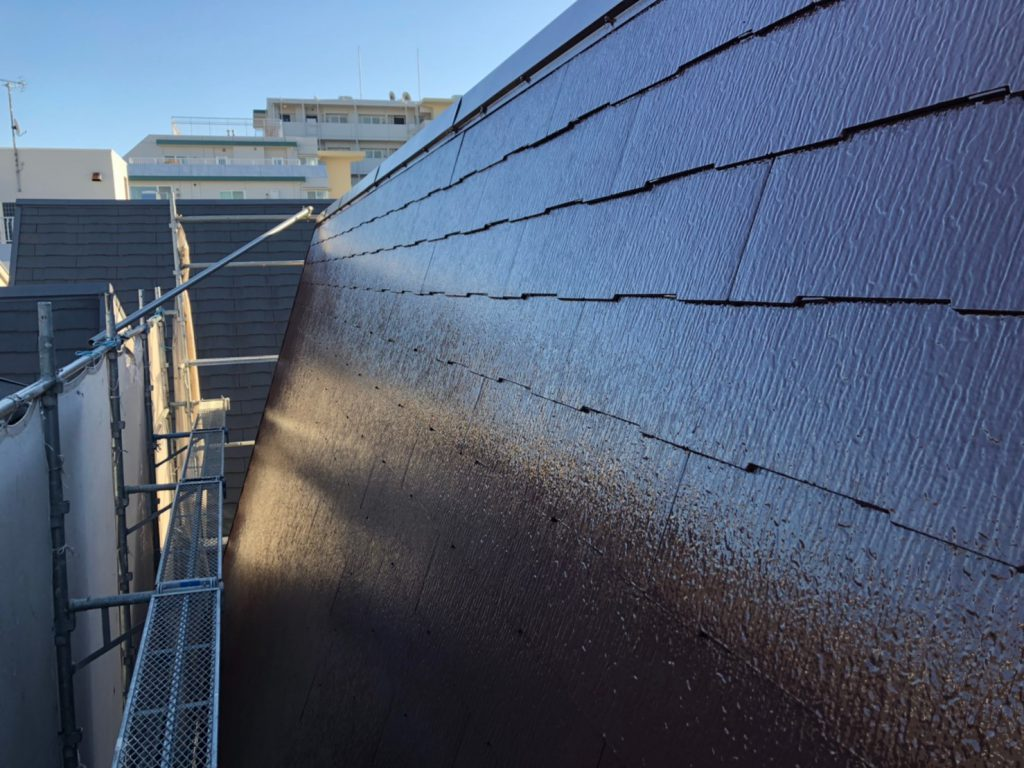 大田区I様邸外壁・屋根塗装工事のサムネイル画像2