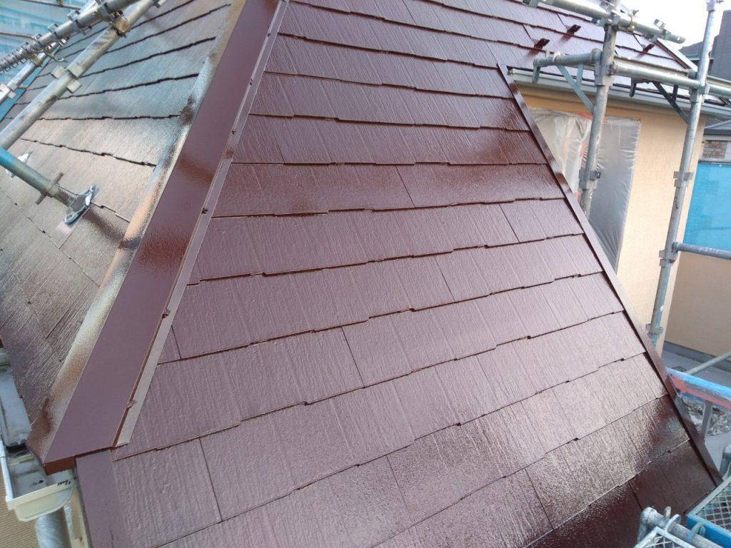 大田区T様邸外壁・屋根塗装工事のサムネイル画像2