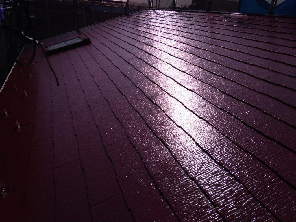大田区W様邸外壁・屋根塗装工事のサムネイル画像2