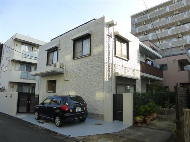 大田区Y様邸外壁・屋上塗装工事
