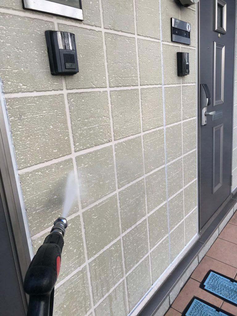 大田区マンション外壁・屋根塗装工事のサムネイル画像1