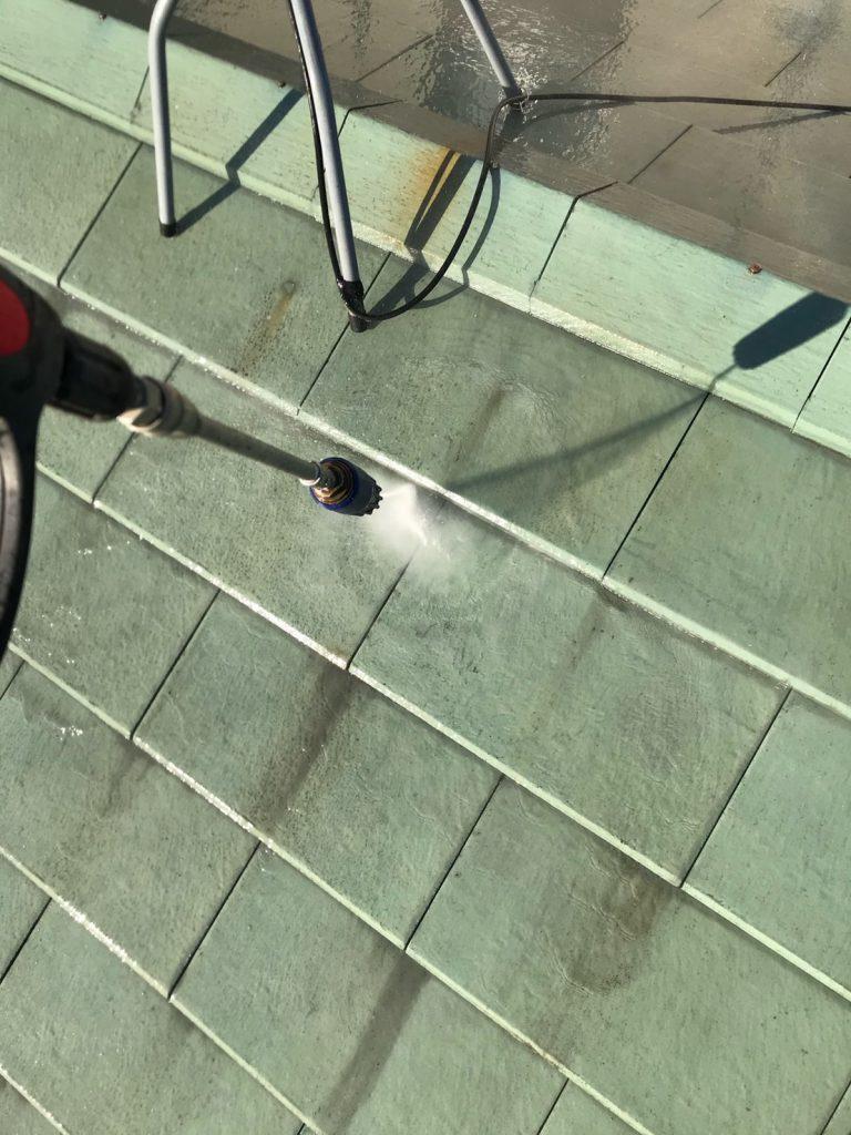 大田区マンション外壁・屋根塗装工事のサムネイル画像3