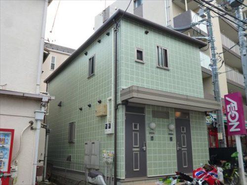 大田区マンション外壁・屋根塗装工事のサムネイル