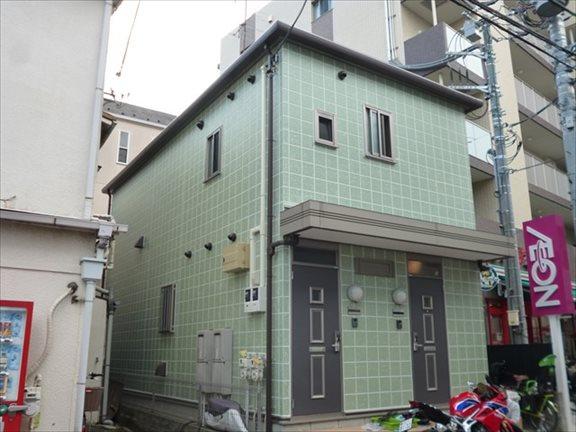 大田区マンション外壁・屋根塗装工事