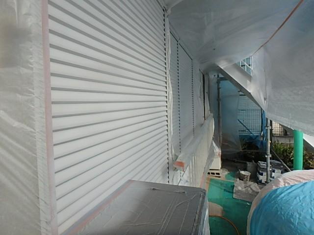 大田区K様邸外壁塗装工事のサムネイル画像4