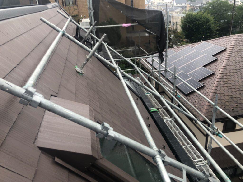 大田区H様邸屋根・外壁塗装工事のサムネイル画像6