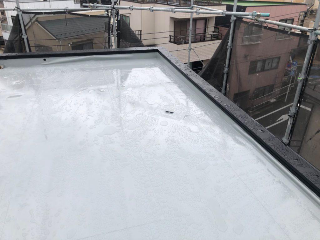 大田区H様邸屋根・外壁塗装工事のサムネイル画像4