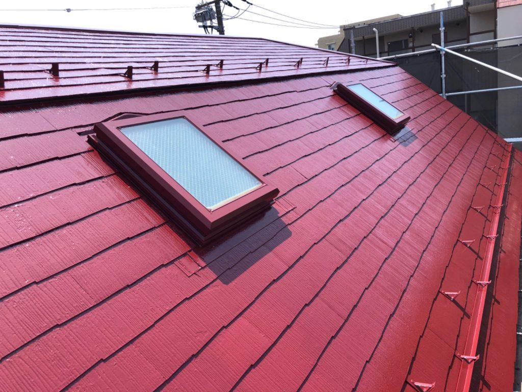 大田区H様邸屋根・外壁塗装のサムネイル画像3