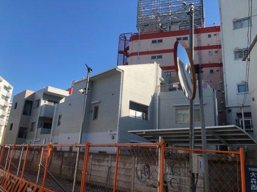 大田区大森西A様邸屋根、外壁塗装工事完工の画像