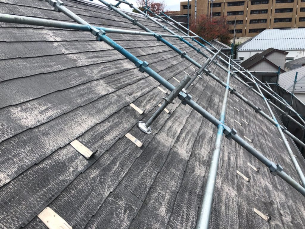 大田区F様邸外壁・屋根塗装工事のサムネイル画像1
