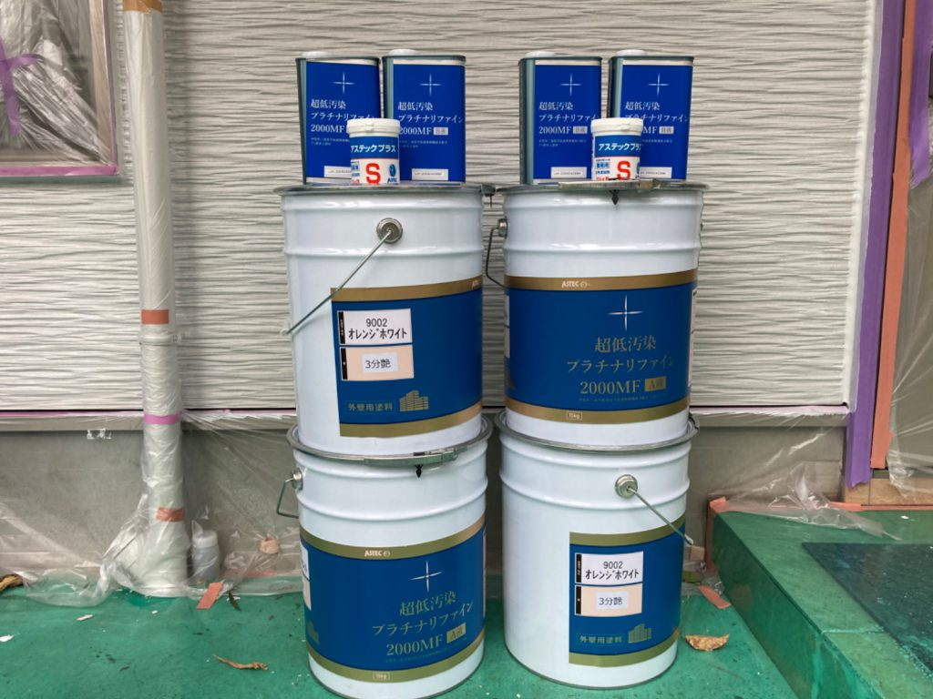 大田区A様邸外壁・屋根塗装工事のサムネイル画像3