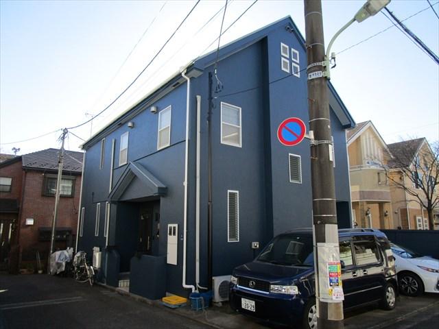 大田区F様邸外壁・屋根塗装工事