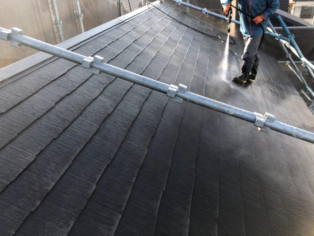 大田区T様邸外壁・屋根工事のサムネイル画像1