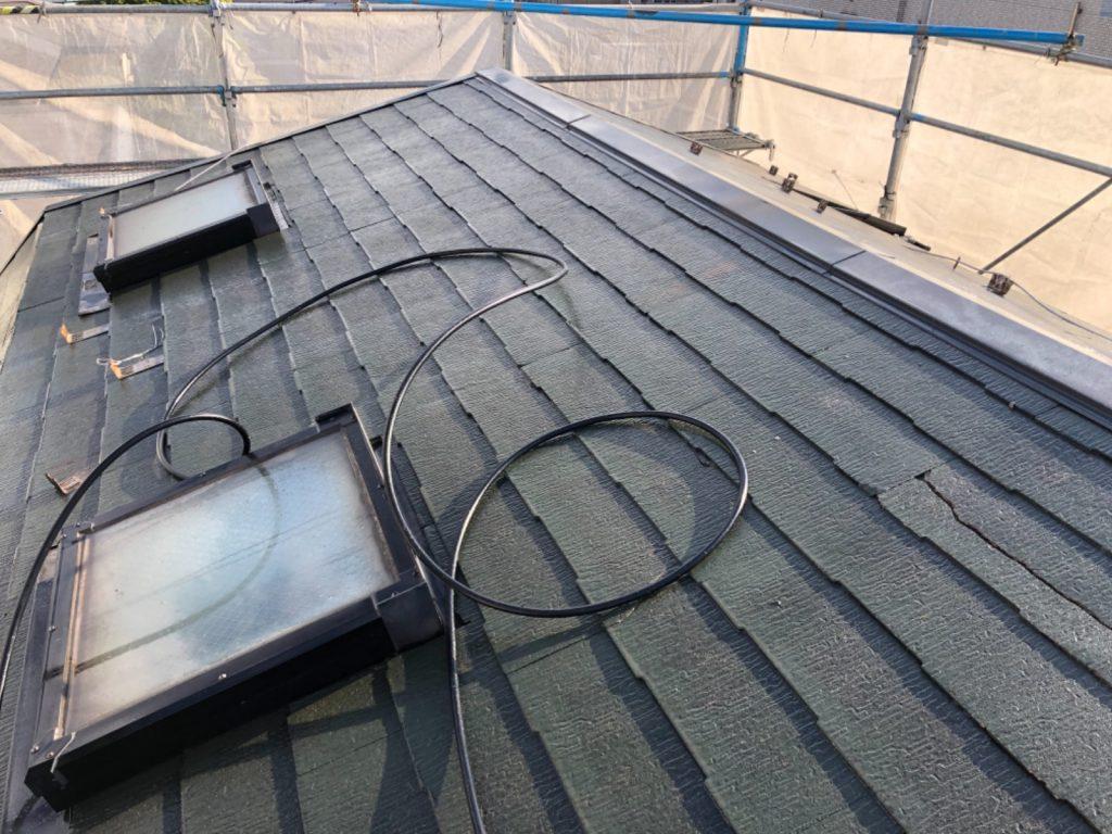 大田区H様邸屋根カバー工法・外壁塗装工事のサムネイル画像1