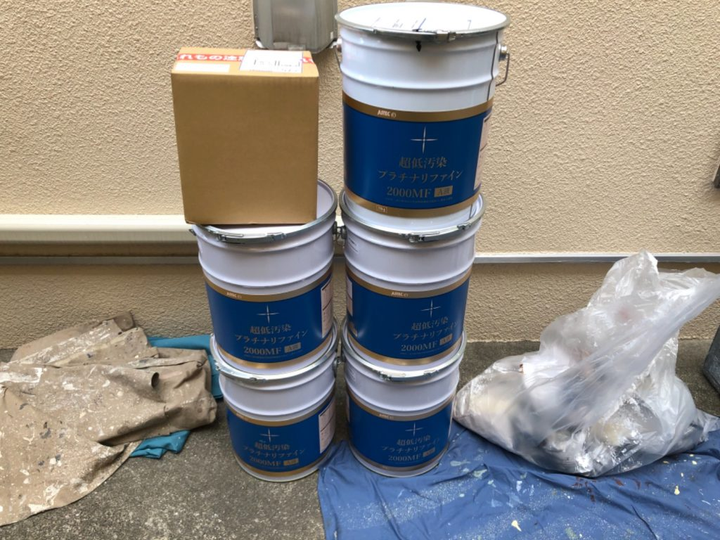 大田区H様邸屋根カバー工法・外壁塗装工事のサムネイル画像8
